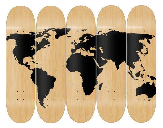 8 best Skateboard Art Collage images on Pinterest | Art collages ...
