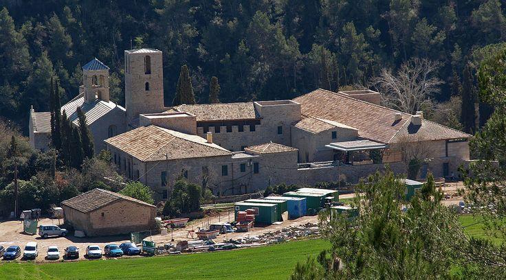 Barcelona Monasterio de Sant Benet de Bages