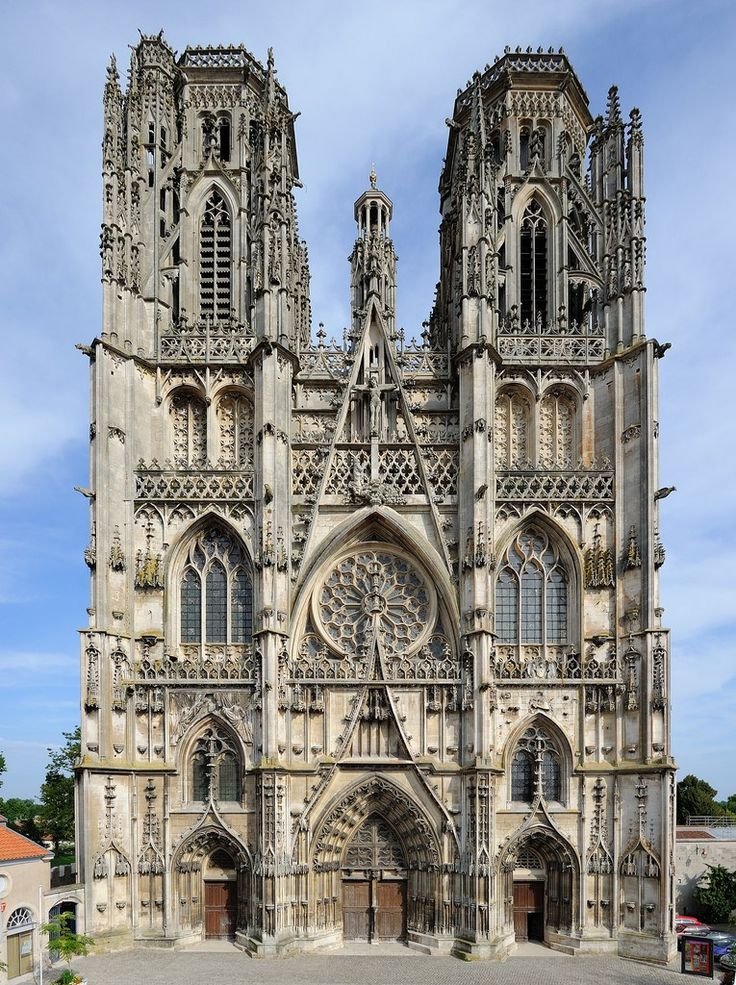 Toul Cathedral 1