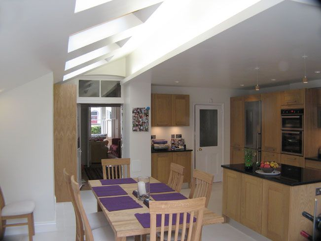 The Only Company In London Specialising In Designing And Building Victorian  Terrace Kitchen Side Extensions.
