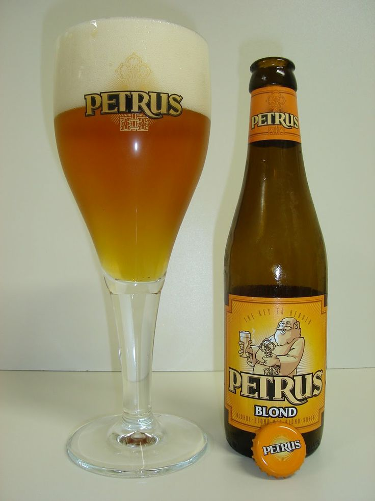 Petrus Blond / Brouwerij de Brabandere, Bavikhove, Belgie Beoordeling GGOB: 6,7