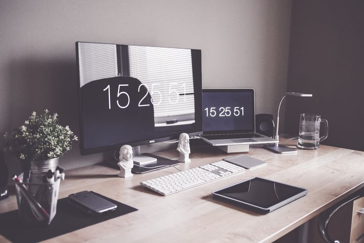 Awesome DIY Computer Desk Plans, That Really Work For Your Home Office #computerdesk #workspaces #diy