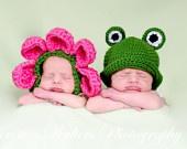 Adorable crochet hats