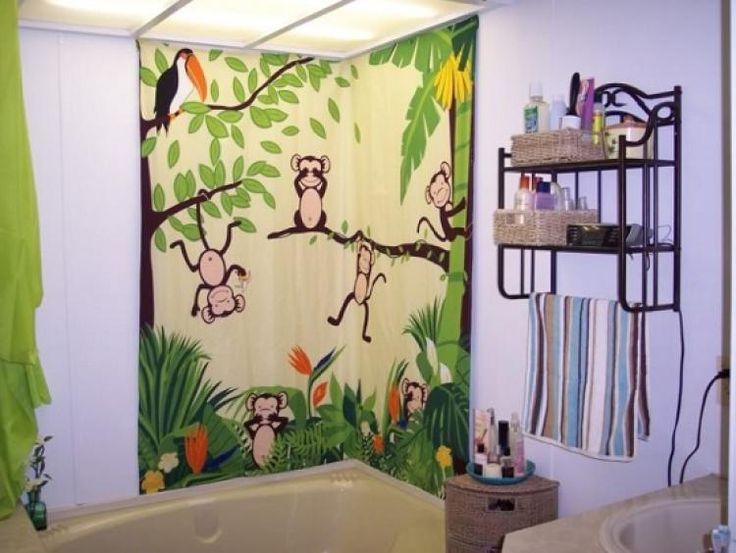 Themsfly Funny Monkey Bathroom Decor Ideas Inspirations