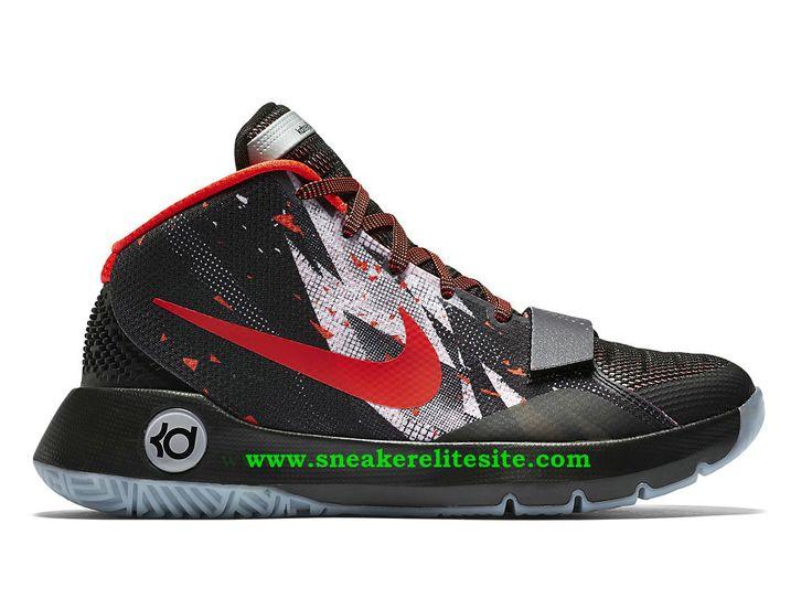 Nike KD Trey 5 III PRM -Chaussure De Basket Pas Cher Pour Homme Noir/