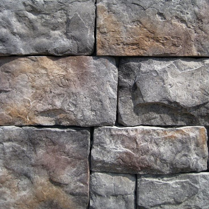 Manufactured Stone - Hackett Stone Buck Mountain - Buck Mountain / Corner