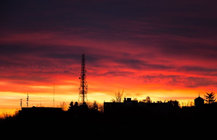 Morning broadcast by Denes Kiss on 500px
