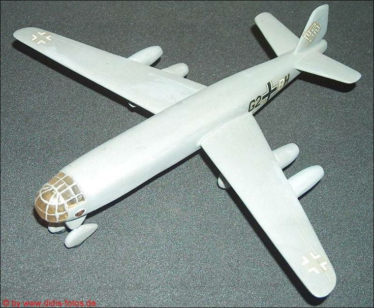 Junkers Ju-287 V-1, Aerodynamik-Erprobung (Huma 5001) in 1:72