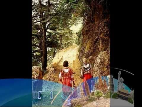 """une belle chanson kabyle """" thamourth-iw """""""