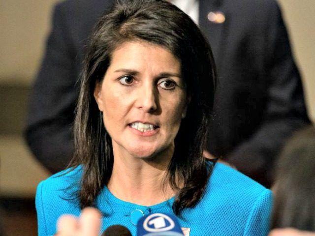 Nikki Haley Blasts U.N. Human Rights Office for 'Unfair Bias' Against Israel in Latest Report