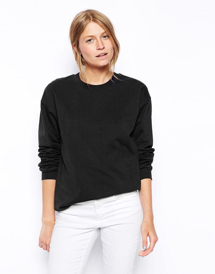 Image 1 ofASOS The Ultimate Oversized Sweatshirt