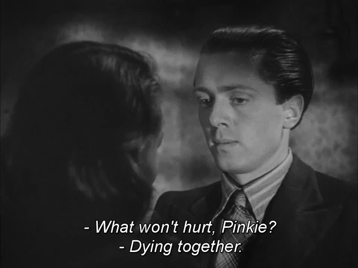 Brighton Rock (Boulting,1947)