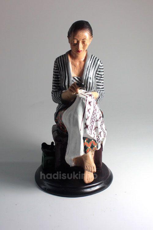 Batik Duduk