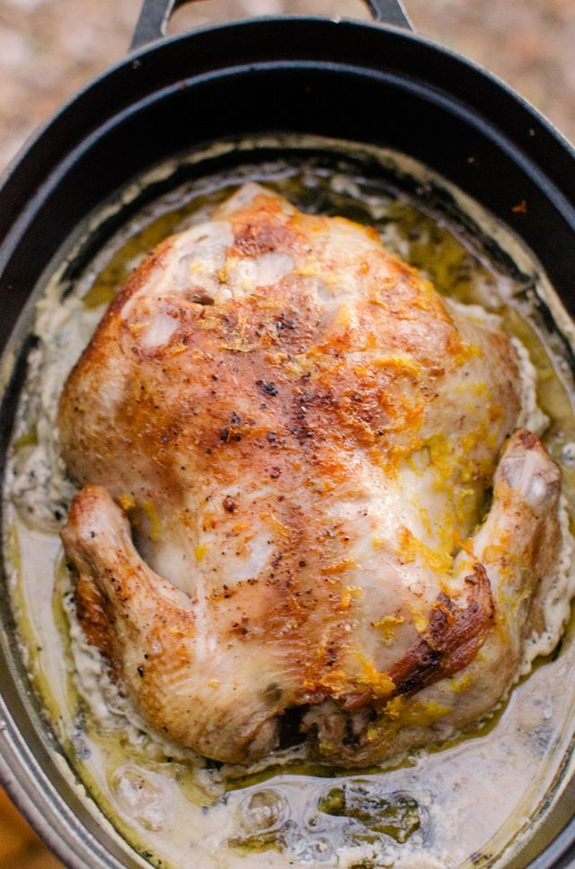 Jamie Oliver's Chicken in Milk Is Probably the Best Chicken Recipe of All Time —…