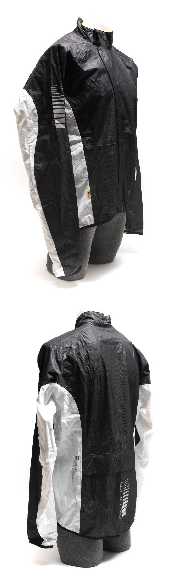 Jackets 36124: Mavic Helium H2o Men Road Mountain Bike Cycling Lightweight Wind Rain Jacket Xl -> BUY IT NOW ONLY: $49.95 on eBay!