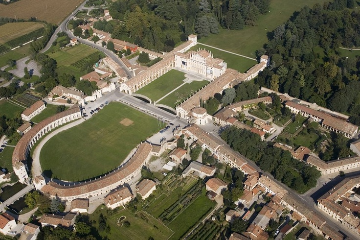 The majestic ensemble of Villa Manin, located in Passariano under the municipality of Codroipo in the province of Udine, is one of the most important artistic monuments in Friuli Venezia Giulia, Italy