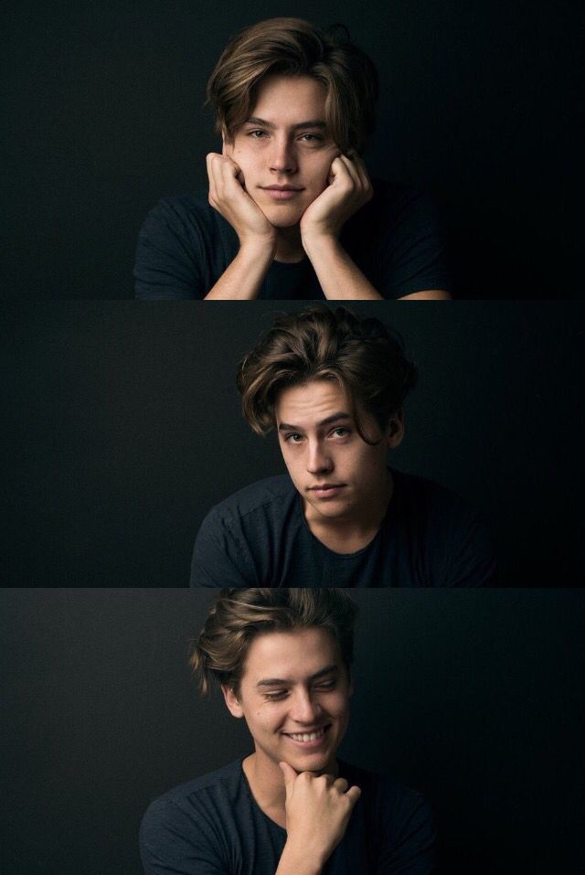 I made this of Cole Sprouse so now I have blessed you all with a very new guy Faceclaim.