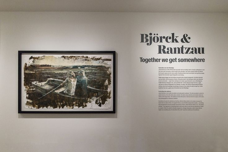Björck & Rantzau - Together we get somewhere | Skagens Kunstmuseer | Art Museums of Skagen