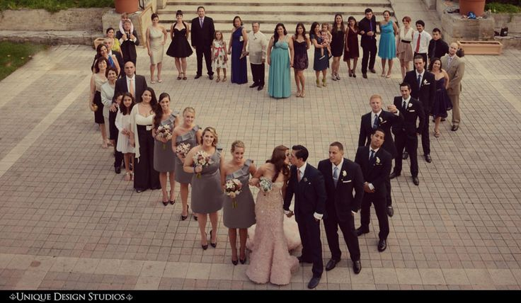 This is an incredible idea for a wedding shoot! Can't forget this!