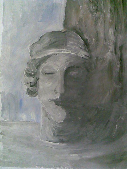hlava (technika kvaš)