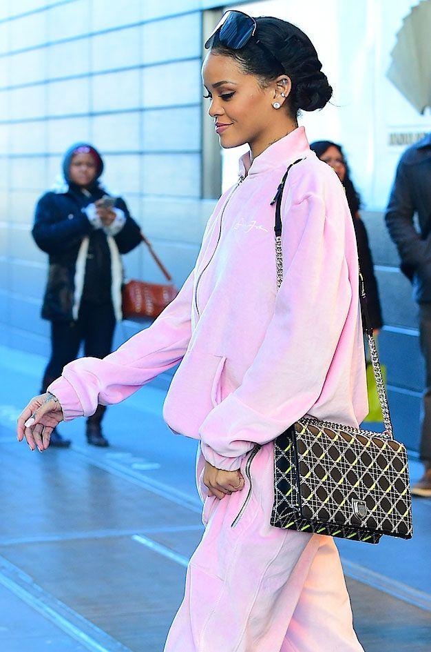 Rihanna Photo: Splash News