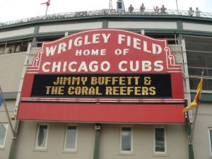 Jimmy Buffett concert at Wrigley Field (September 5, 2005)