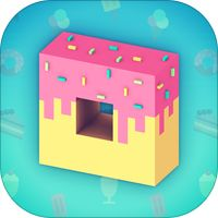 Sukkeret pige: bygning og udforske. spil for piger af Tiny Dragon Adventure Games Sp. z o. o.