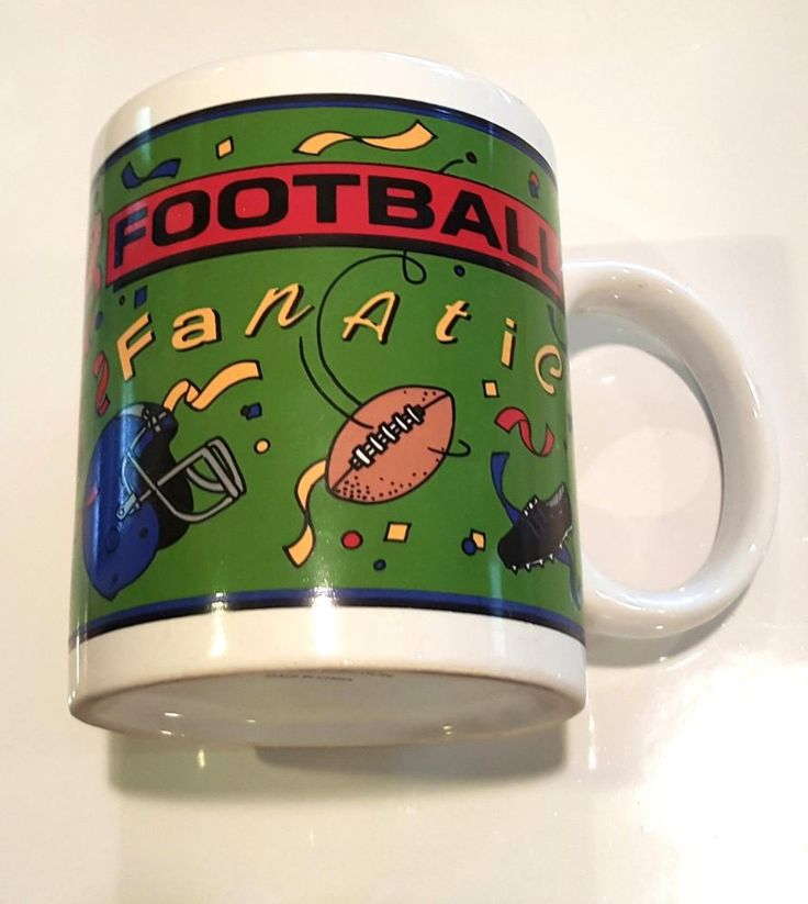 Football Fanatic National Football League #NFL #Superbowl Sport Coffee Tea #Mug Cup #Football
