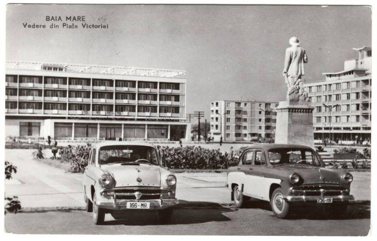 Piata Victoriei, Baia Mare
