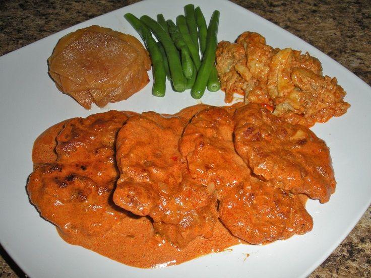 Paprika Schnitzel - Recipe