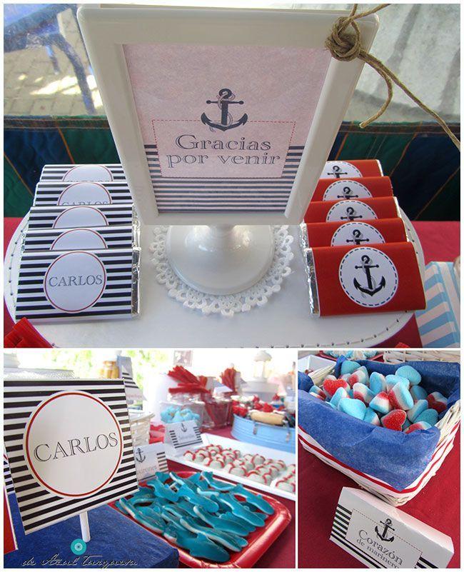 Candy Bar marinero                                                                                                                                                                                 Más