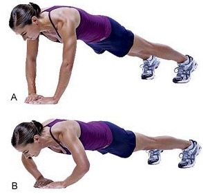 8 Types Of Push ups For Women And Their Benefits | StyleCraze