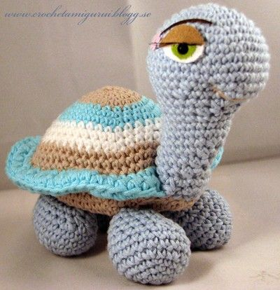 Mönster på min sköldpadda