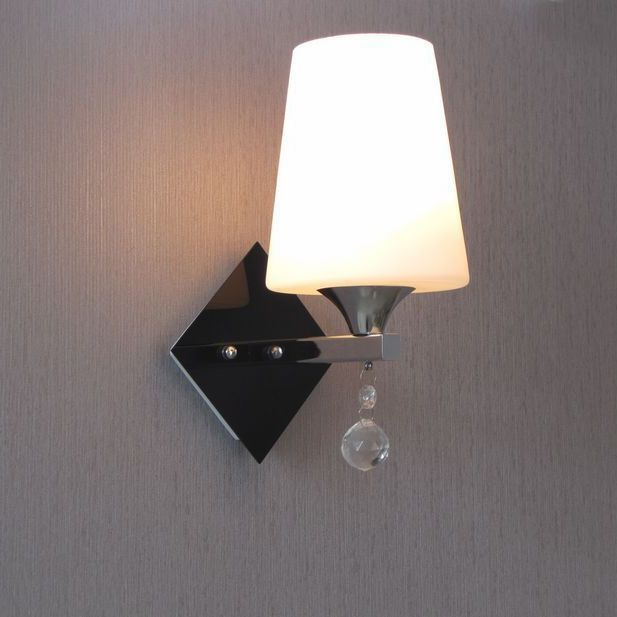 (95.00$)  Watch here - http://ai223.worlditems.win/all/product.php?id=32410949530 - 2PCS Modern minimalist fashion wall lamp bedroom study lamp bedside mirror front lamps lighting