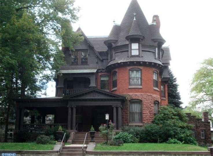 Gorgeous Victorian home built in 1888 located at: 742 Centre Ave, Reading, PA 19601