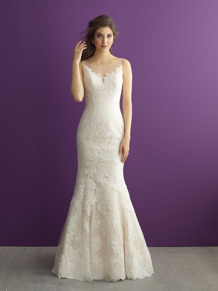 311 best allure romance images on Pinterest   Wedding frocks, Allure ...