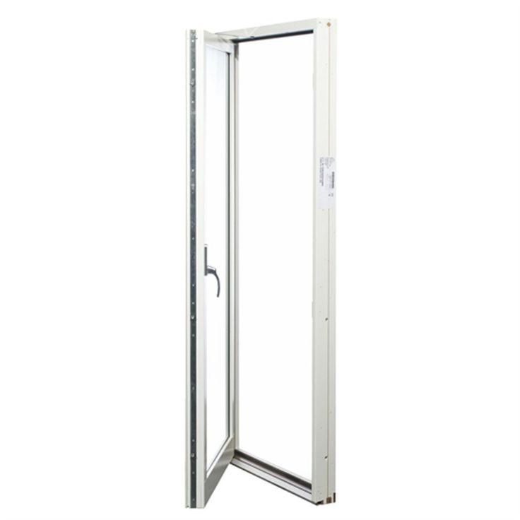 Fönsterdörr Helglasad Enkeldörr 3-glas Vitmålad Lagerförd - Fönsterdörr - Altandörr & balkongdörr
