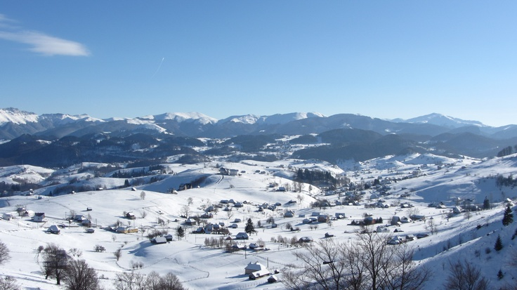 Sirnea village.