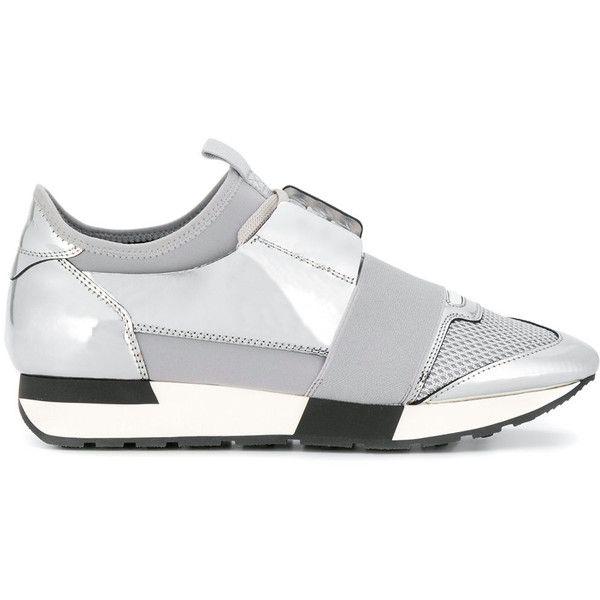 Metallic sneakers, Balenciaga trainers