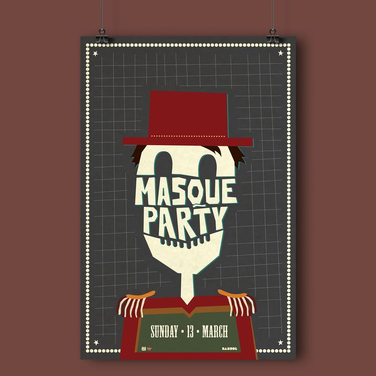 Masque Party - 13/3