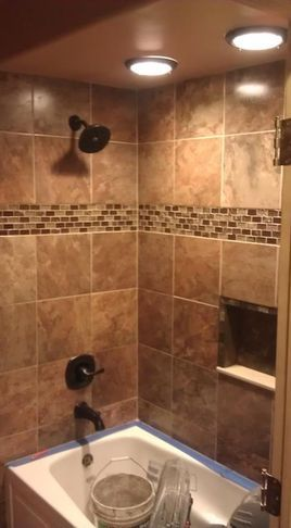 Bathroom Tile-when we replace our shower.