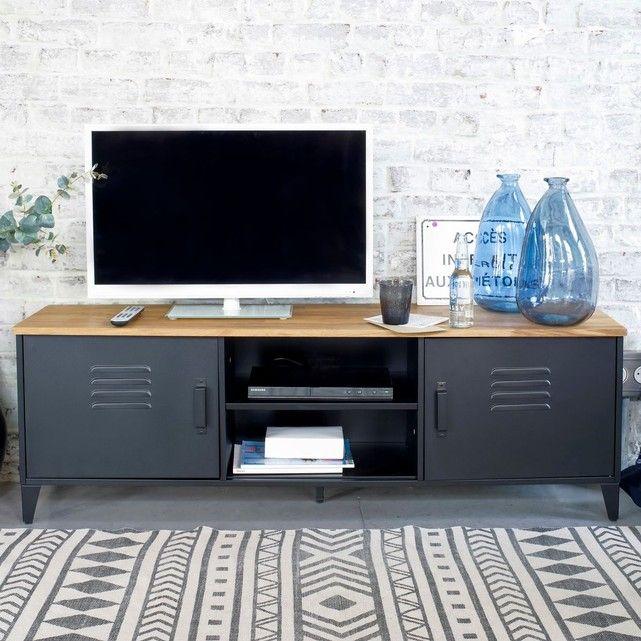 les 25 meilleures id es de la cat gorie meuble tv noir laqu sur pinterest meuble laqu noir. Black Bedroom Furniture Sets. Home Design Ideas