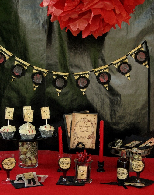 Vampire Party Kit by Brandywineboutique, via Flickr