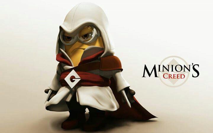 Minion creed