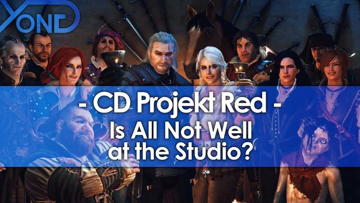 CD Projekt RED is a shit place to Work? - From YongYea