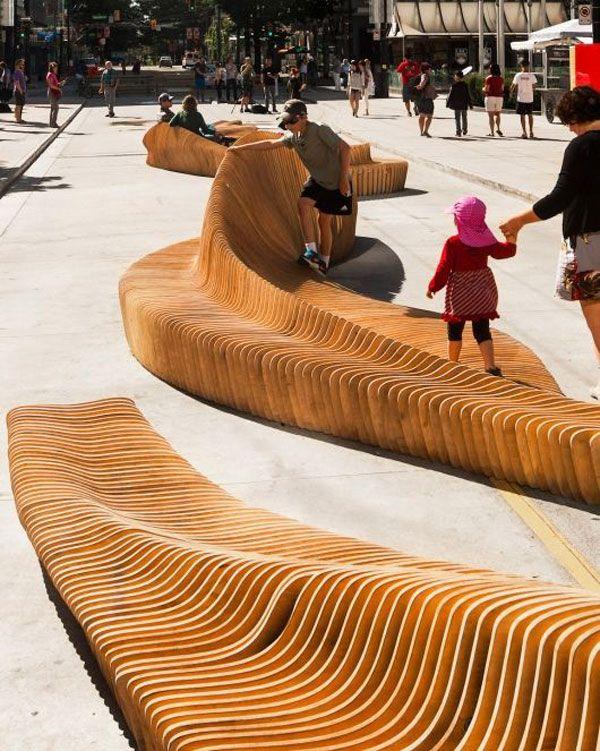 Parklets - Arquitetura Sustentavel (3) Canada