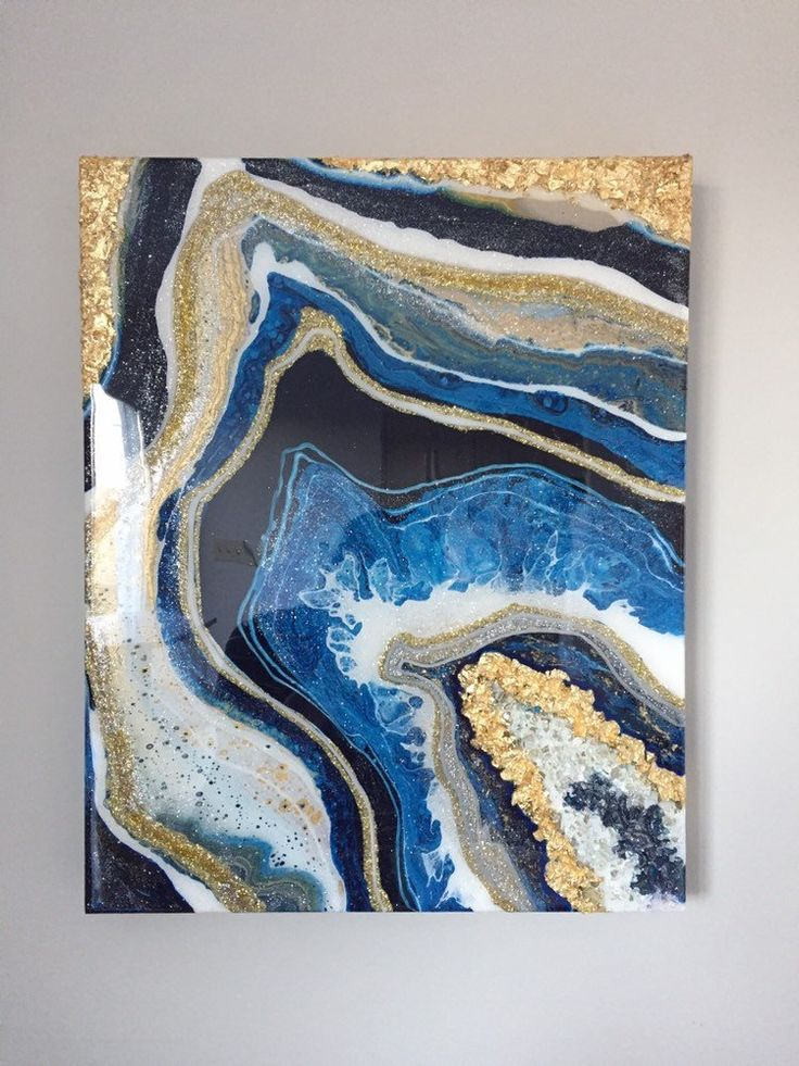 Geode painting made-to-order acrylic custom for fluid art for painting mixed media contemporary art art geode art abstract art wall art