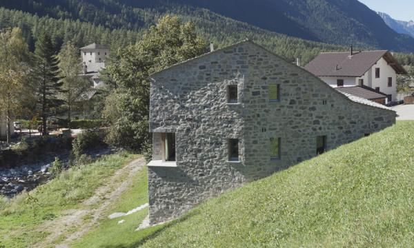 Project: Wohnhaus Giovannini-Maurizio - Renato Maurizio