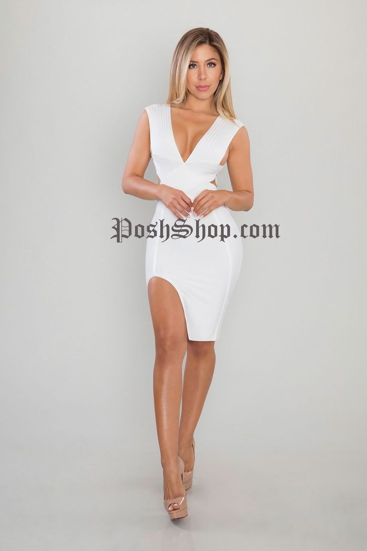 Bandage bodycon dresses 0 celebrities 1639 get lucky extra 50 0 - Crafted From Luxe Bandage Knit To Flaunt Every Curve This Bodycon Dress Features A Deep