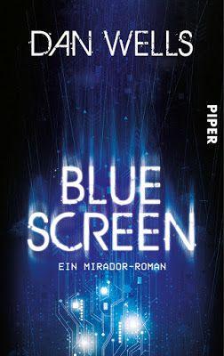 Bücher aus dem Feenbrunnen: Bluescreen: Ein Mirador-Roman